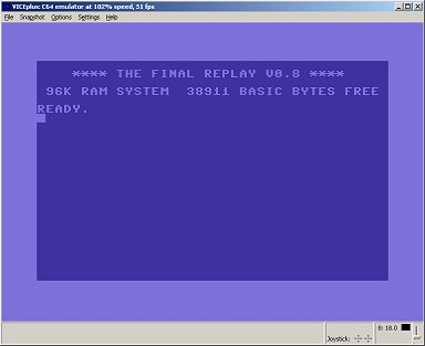 Vice Emulator V2.4