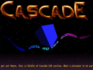 Archeology - Cascade - other platforms