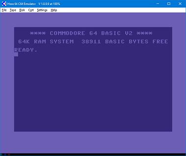 Hoxs64 V1.0.9.9