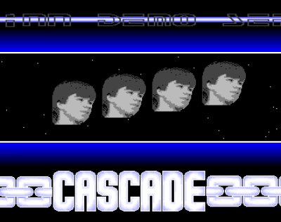 Another Great Demo For The Losermann Demo Series - Cascade - Amiga Demos