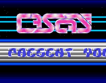 Demo Pack 18 Intro - Cascade - Amiga Intros