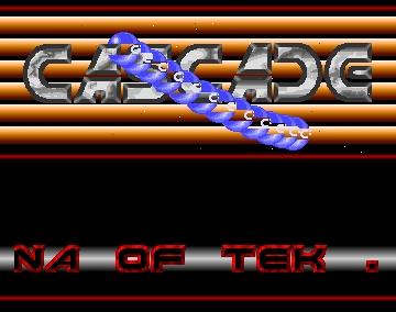 Scrollbobs Demo - Cascade - Amiga Demos