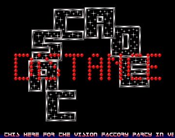 Party Intro - Cascade - Amiga Demos