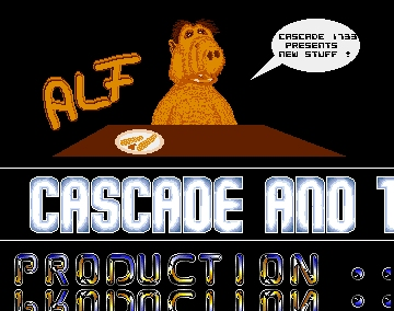 We are Back - Cascade - Amiga Demos