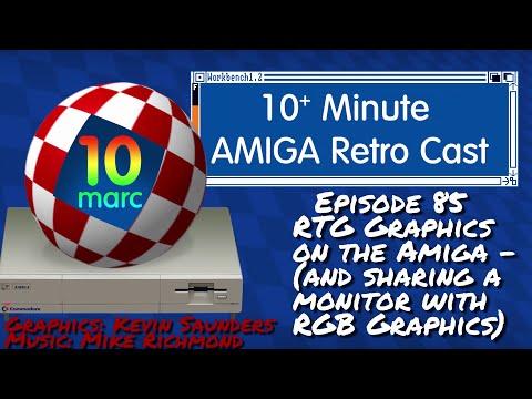 10 Minute Amiga Retro Cast (10MARC) - Commodore News - cascade64.de