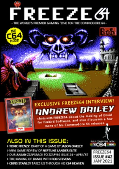 FREEZE64 - Commodore News - cascade64.de