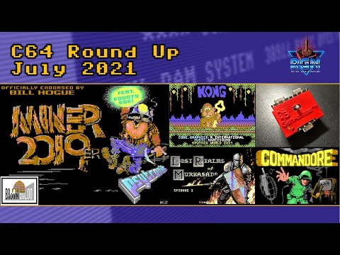 RetroGamerNation - Commodore News - cascade64.de
