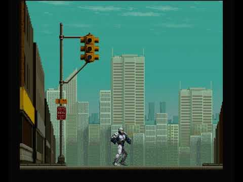 Robocop - YouTube screenshot